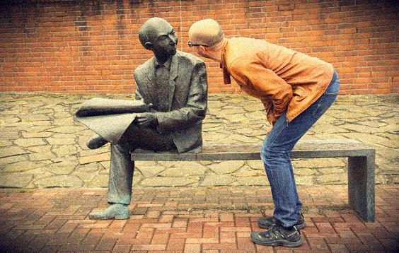 erkennen skulptur mann 564