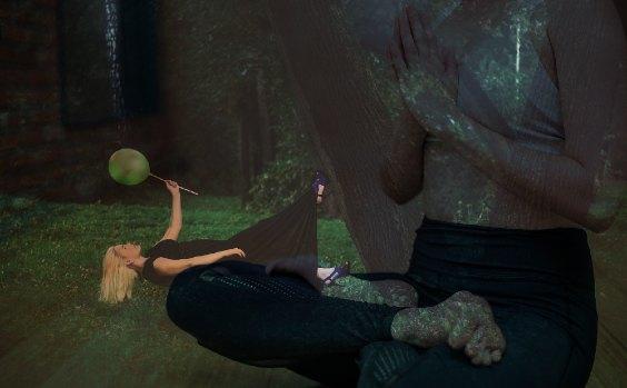 Auu00dferku00f6rperliche Erfahrung in der Meditation