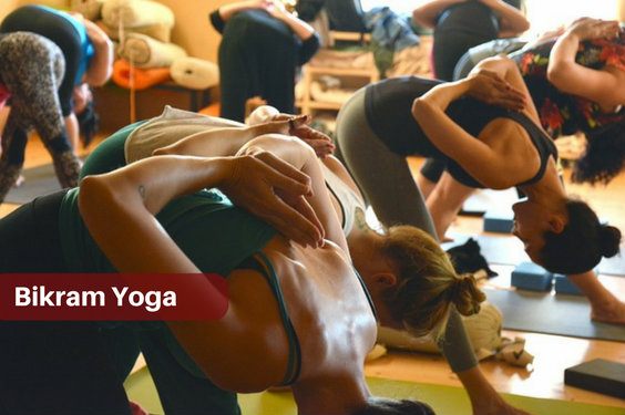 bikram yoga gruppe ue 564