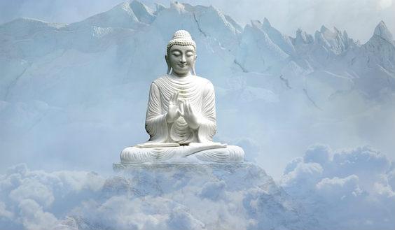 buddha berge statue meditation 44 564