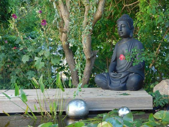 buddha garten bank oe 564