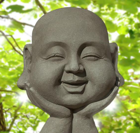 buddha kopf haende 564
