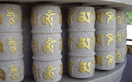 buddhismus tantra rad zeichen