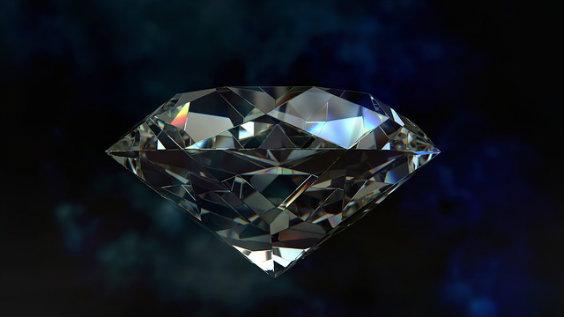 diamant blau 564