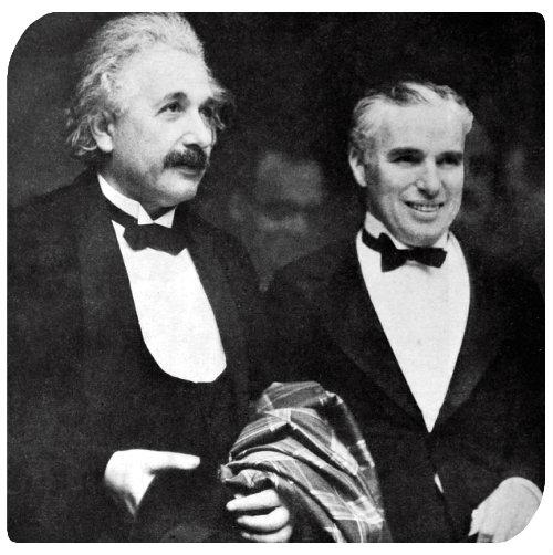 Einstein und Chaplin