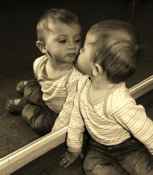 kind spiegel 300