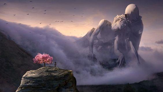 leiden wolken berg u 564