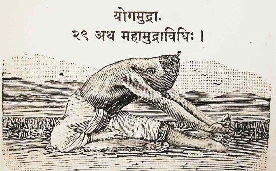 Maha Mudra u2013 das grou00dfe Siegel
