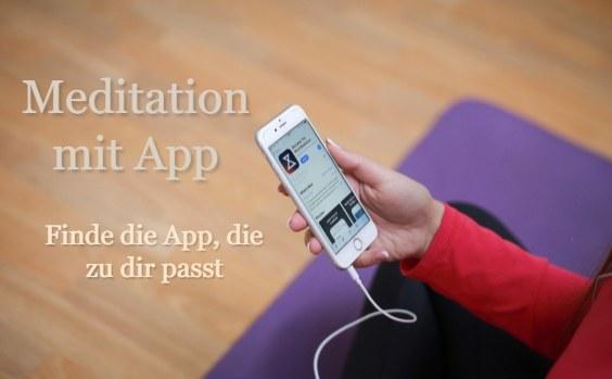 App Meditation Matte