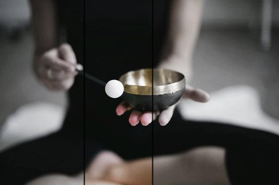 meditation gong weiss j 564
