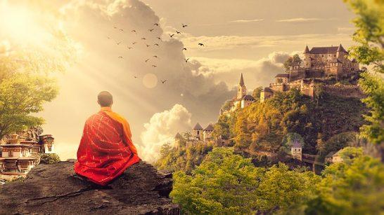 meditation kloster sonne berg