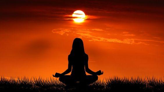 meditation sonne abendrot 4 564