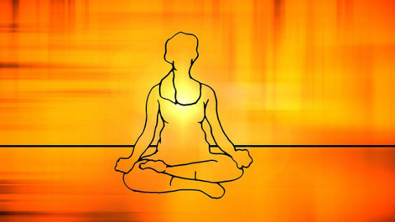 meditation sonne hitze z 564