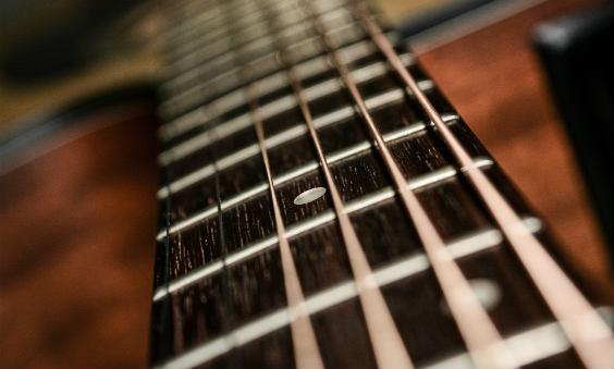saite gitarre 564