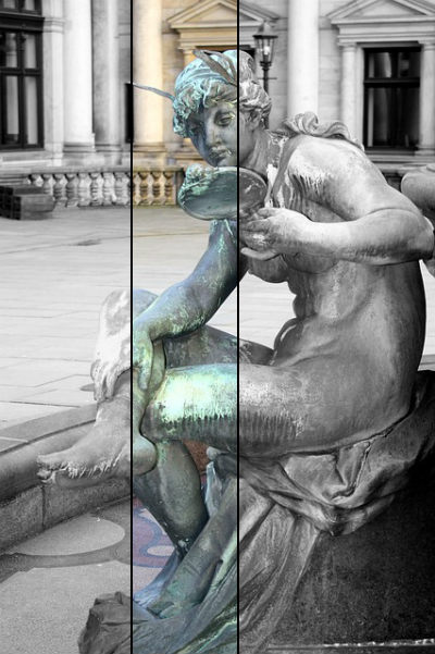 statue eitel spiegel u 564