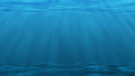 unterwasser blau sonne tt 564