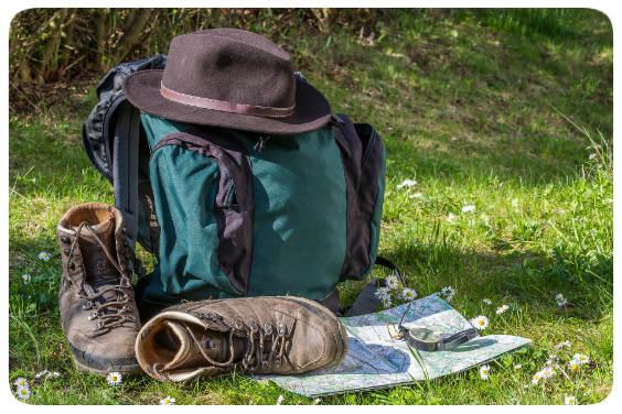 wandern rucksack 564
