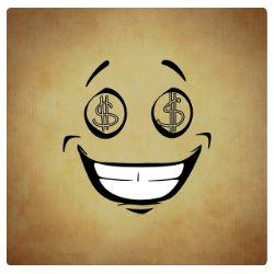 wunsch geld gier dollar