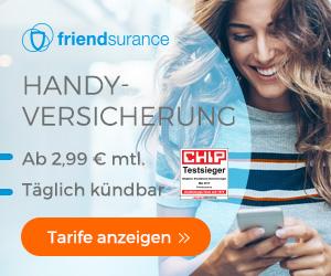 Zur Friendhurance Handy-Versicherung