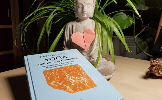 Yoga u2013 Tradition und Erfahrung von T.K.V. Desikachar