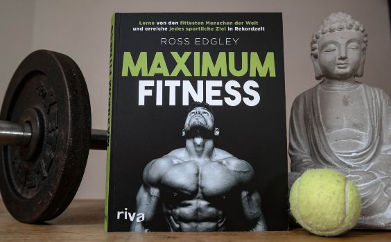 Buchcover Maximum Fitness