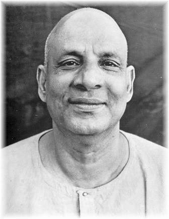 Swami Shivananda Liebe