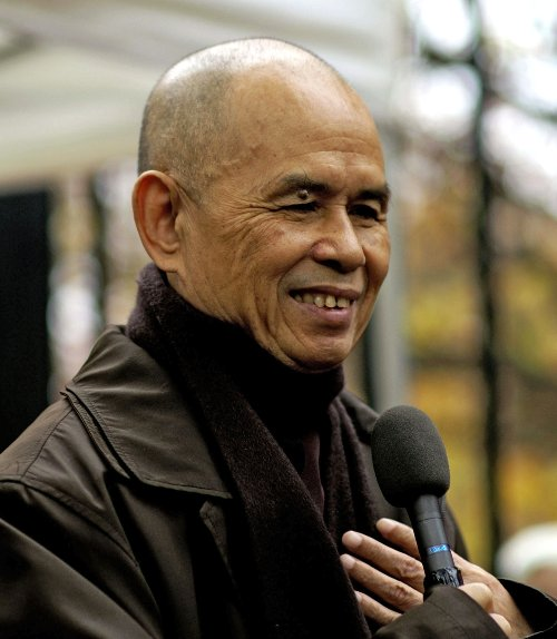 Thich Nhat Hanh 500